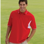 Proline Sportswear Men's Polo Shirt: Cool Vented (5555)