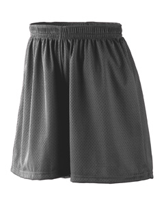 Augusta Sportswear Girls Shorts: 100% Polyester Tricot Mesh 5-inch  with Inside Drawcord (859)