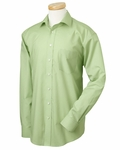 Chestnut Hill Men's Dress Shirt: Executive Performance Broadcloth with Spread Collar (CH600C)