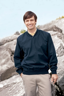 Devon & Jones Men's Windshirt: Windcheater (D950)
