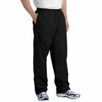 Sport-Tek Men's Windpants: Elastic Drawcord Waist (PST74)
