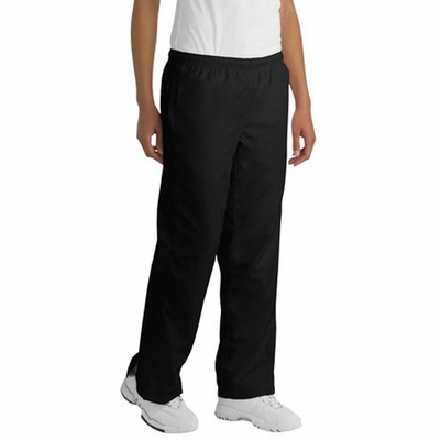 Sport-Tek Women's Athletic Pants: 5-in-1 Performance Straight Leg Warm-Up (LP712)