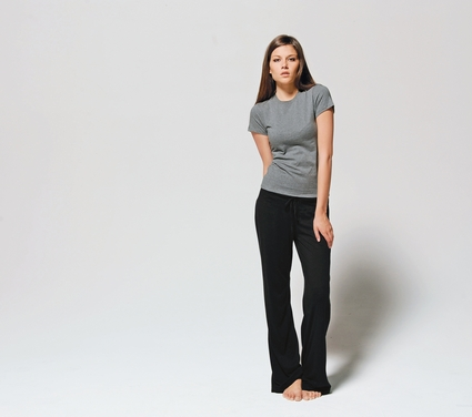 Bella Women's Lounge Pants: 3.8 oz. Hannah Vintage Jersey (818)