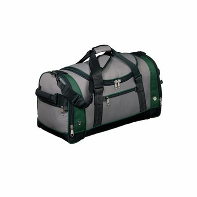 Port Authority Duffel Bag: Voyager Sports with Shoe Pocket (BG79)