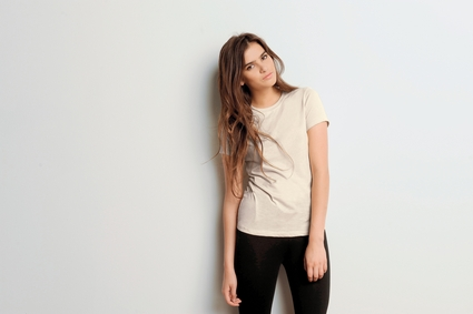 Bella Women's T-Shirt: 100% Organic Cotton Jersey (B6020)