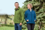 Devon & Jones Men's Jacket: Wintercept Fleece Full-Zip (D780)