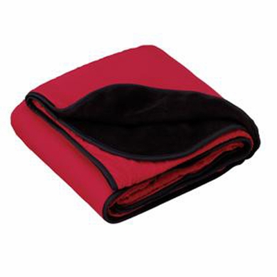 Port Authority Blanket: Anti-Pill Fleece/Nylon Travel Throw (TB85)