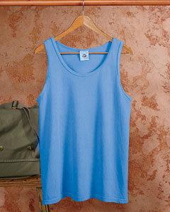 Authentic Pigment Men's Tank Top: 5.6 oz. Pigment-Dyed Cotton (1976)