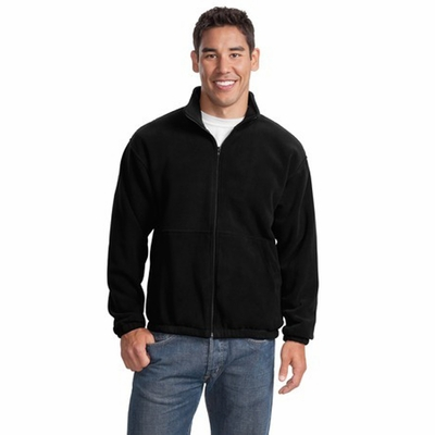 Port Authority Men's Jacket: R-Tek Fleece Full-Zip (JP77)