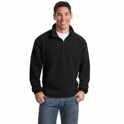 Port Authority Men's Jacket: R-Tek Fleece 1/4-Zip Pullover (JP78)