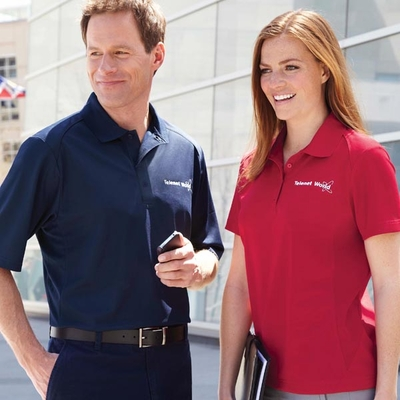 Extreme Women's Polo Shirt: Snag Protection Short Sleeve w/ Moisture Wicking (75108)