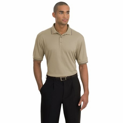 Nike Men's Polo Shirt: Dri-FIT Classic Tipped (319966)