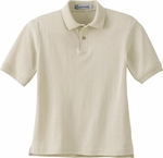 Extreme Youth Polo Shirt: Cotton Blend Pique (65001)