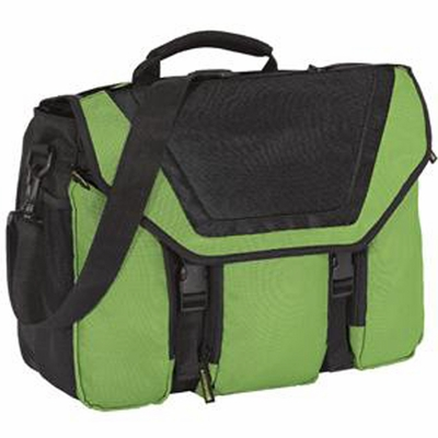 Port Authority Messenger Bag: Laptop Pocket (BG51)