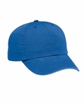 Harriton Cap: 100% Cotton Brushed Twill Baseball (M835)