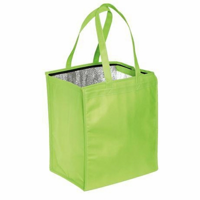 Port & Company Grocery Tote: Polypropylene Insulated(B161)
