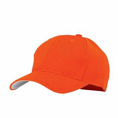 Port Authority Youth Cap: 100% Polyester Pro Mesh with Grey Underbill (YC833)