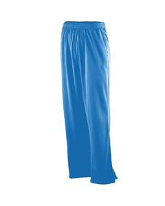 Augusta Sportswear Men's Tall Pants: 100% Polyester Solid Brushed Tricot with Side Pockets (725T)