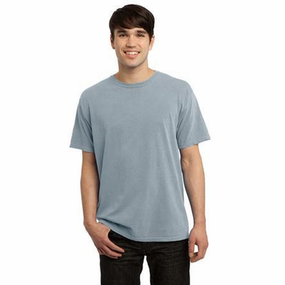 Port & Company Men's T-Shirt: Pigment Dyed Crewneck(PC099)