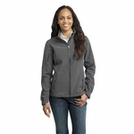 Eddie Bauer Women's Jacket: Three Layer Poly/Spandex Soft Shell (EB531)