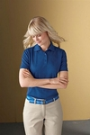 Extreme Women's Polo Shirt: Eperformance Jacquard Pique (75055)