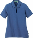 Extreme Women's Polo Shirt: Organic Cotton Pique (75064)