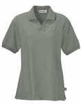 Extreme Women's Polo Shirt: Edry Cotton Blend Mini Ottoman (75025)