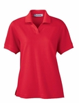 Extreme Women's Polo Shirt: Cotton Blend Pique (75027)