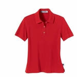 Extreme Women's Polo Shirt: Short Sleeve Pique With Teflon (75041)