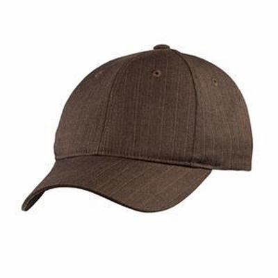District Cap: Pinstripe Herringbone(DT613)