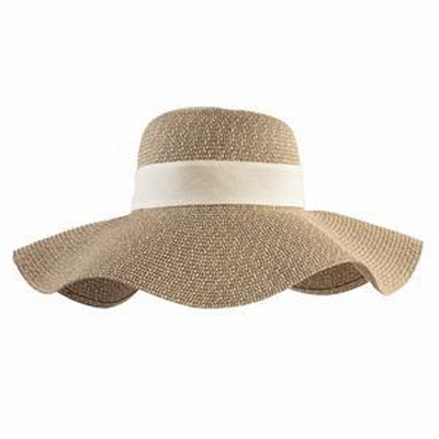 District Hat : Floppy Sun Brim(DT623)