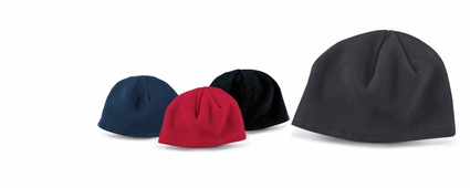 Big Accessories Beanie: Fleece Cap (BX013)
