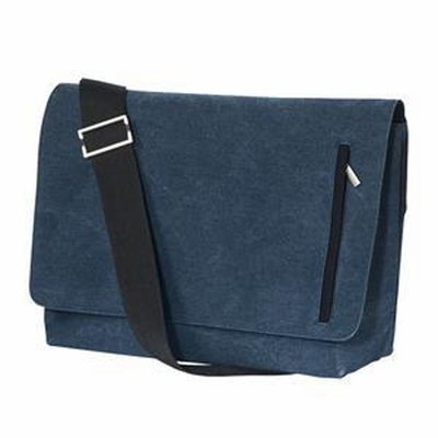 District Messenger Bag: Cotton Canvas(DT710)