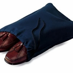 Port & Company Shoe Bag: 100% Cotton (B035)