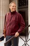 Chestnut Hill Men's Jacket: Microfleece Full-Zip (CH900)