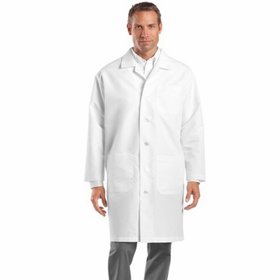 CornerStone Men's Lab Coat: Full Length (CS500)