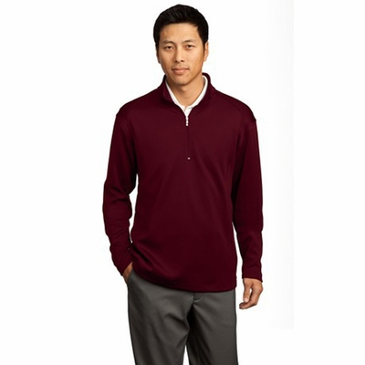 Nike Men's Sweatshirt: Half-Zip Sport Cover Up (400099)