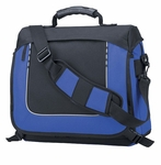 North End Briefcase: Messenger With Padded Laptop Pocket (44011)