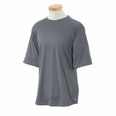 Russell Athletic Men's T-Shirt: 100% Polyester Dri-Power Raglan (629DPM)
