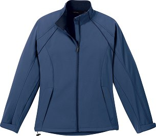 North End Women's Jacket: Lightweight Soft Shell (78075)