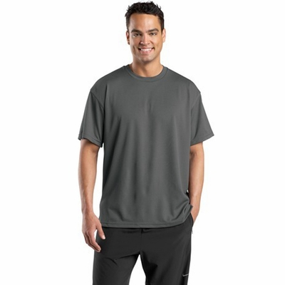 Sport-Tek Men's T-Shirt: Dri-Mesh Short Sleeve (K468)