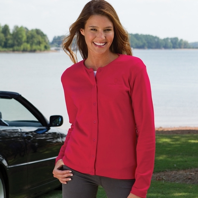 Jonathan Corey Women's Sweater: Long Sleeve Full Button (20)