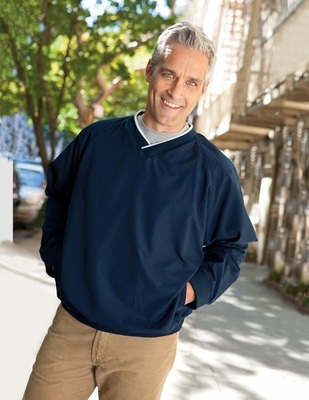 Harriton Men's Windshirt: Microfiber (M700)