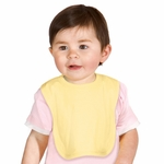Precious Cargo Infant Bib: 100% Cotton Interlock (CAR13)