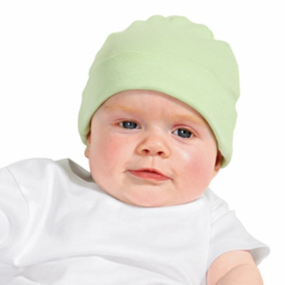 Precious Cargo Infant Beanie: 100% Cotton Rib Knit Cap (CAR14)
