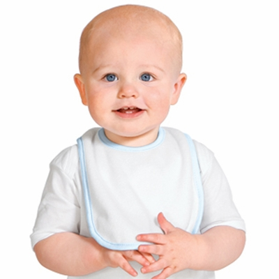 Precious Cargo Infant Bib: Terry (CAR05)
