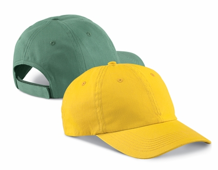 Harriton Cap: 100% Cotton Basic (M880)