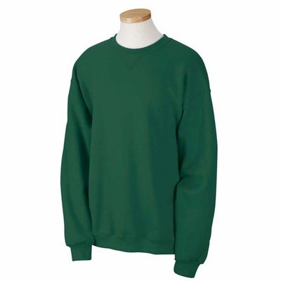 Russell Athletic Men�s Sweatshirt: 50/50 Dri-Power Fleece Crew (698HBM)