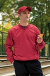 Harriton Men's Jacket: Athletic V-neck Pullover (M720)