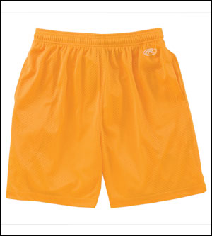 Rawlings Men's Shorts: Open Hole Mesh (RP9808)